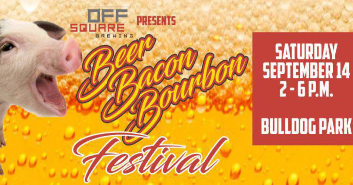 Off Square Brewing Announces 'Beer, Bacon & Bourbon Fest'