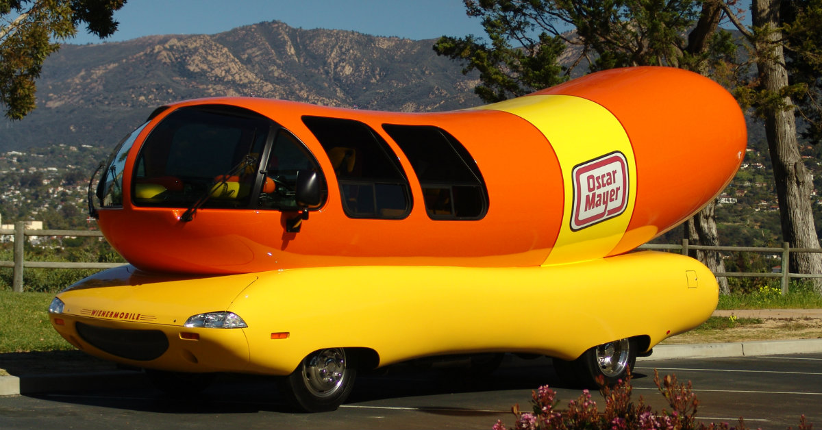 The Wienermobile is coming to Valparaiso