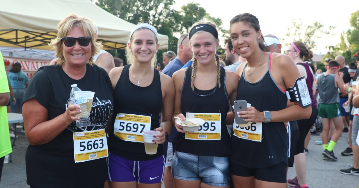 4th Annual Pierogi 5k Stumble turns up the volume