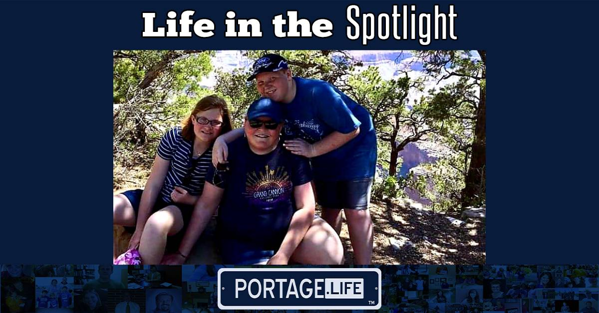 A Portage Life in the Spotlight: Beth Sexton
