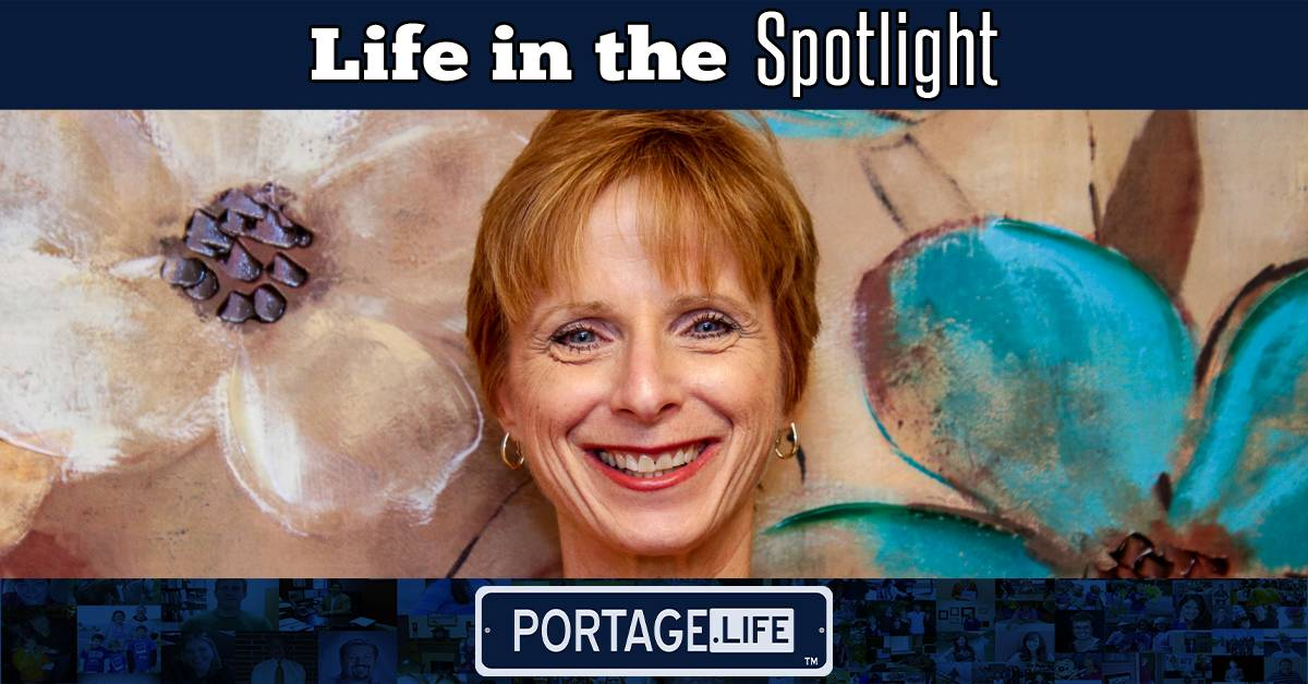 A Portage Life in the Spotlight: Sandy Oliver