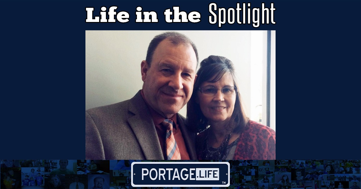 A Portage Life in the Spotlight: Pastor Michael Bean