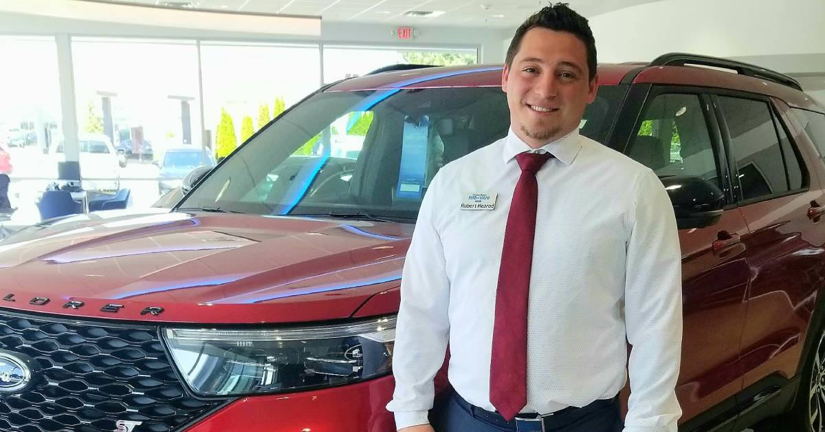 Currie Motors Ford of Valpo Employee Spotlight: Robert Hearod