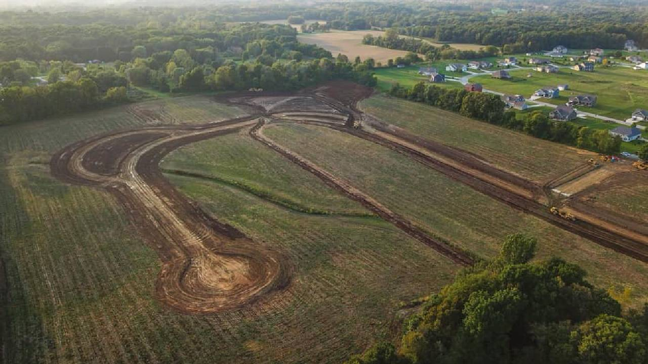 Welcome to Stonebridge, Porter County's exciting new 1+ acre home development