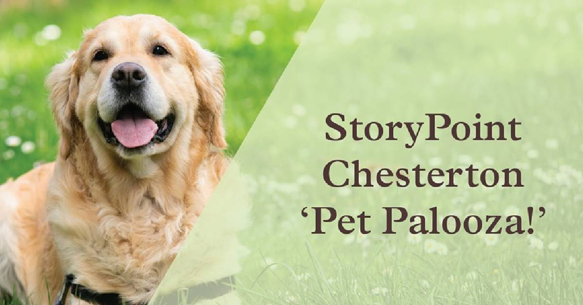 StoryPoint Chesterton's Pet Palooza