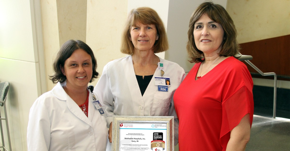 The Neuroscience Institute at Methodist Hospitals recognized by two prestigious organizations