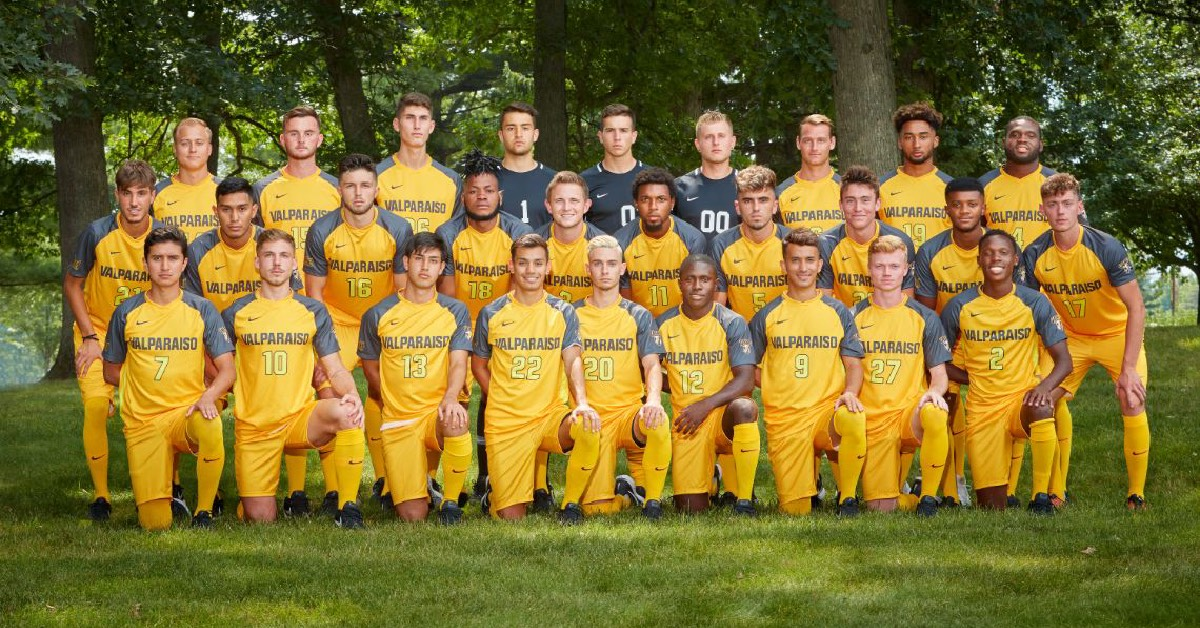Valparaiso University Men's Soccer round out their recruiting class