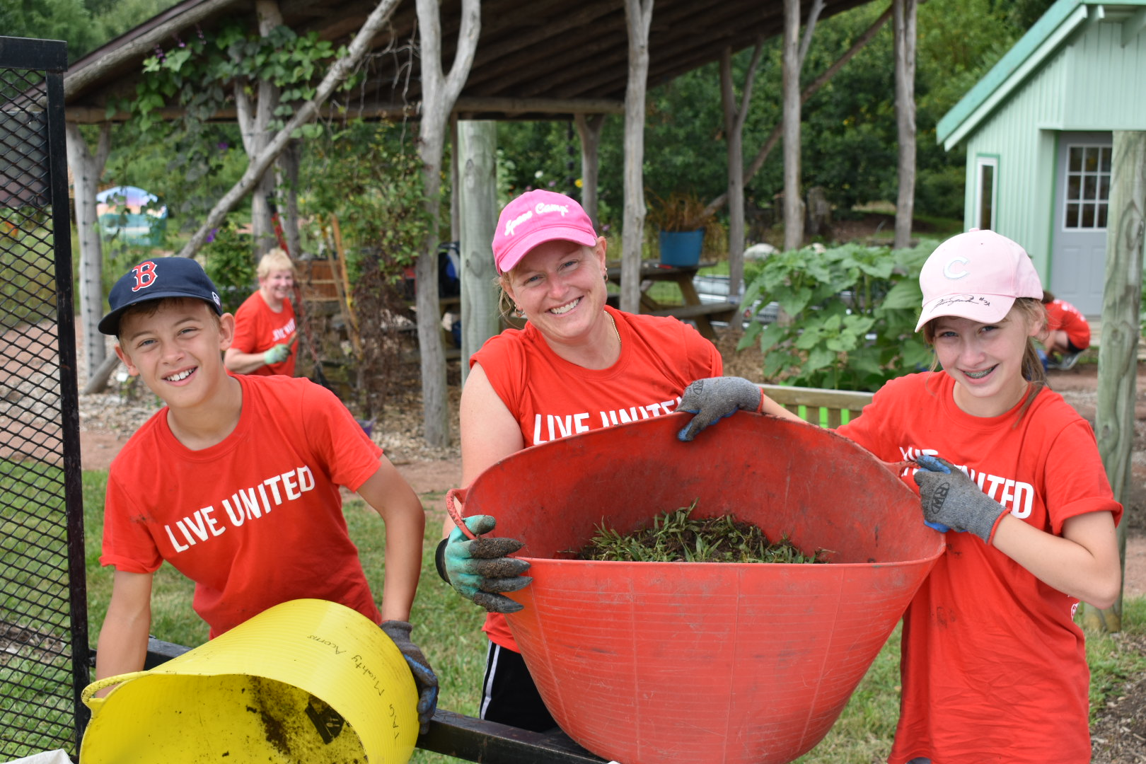 United Way Day of Caring August 9 volunteer registration now open