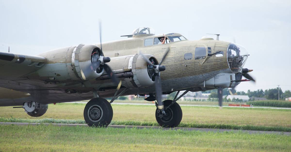 World War II Aircraft Collection to land in Valparaiso