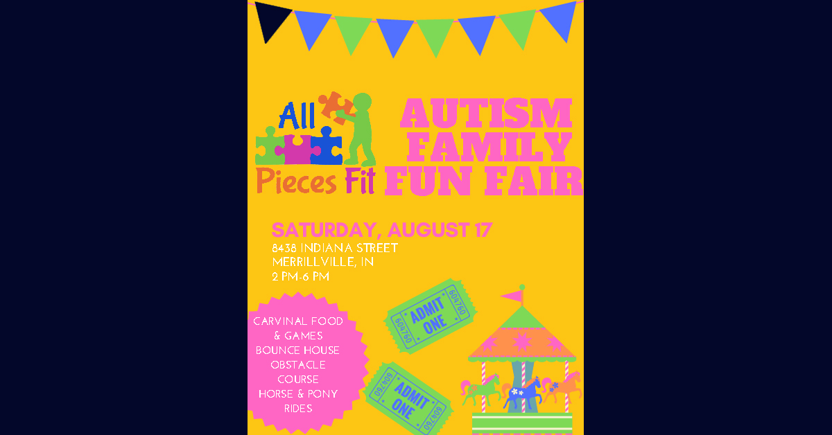 All Pieces Fit Autism Family Fun Fair