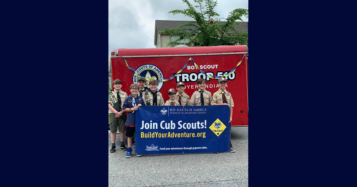Registration open for Cub Scout Pack 510 of Dyer