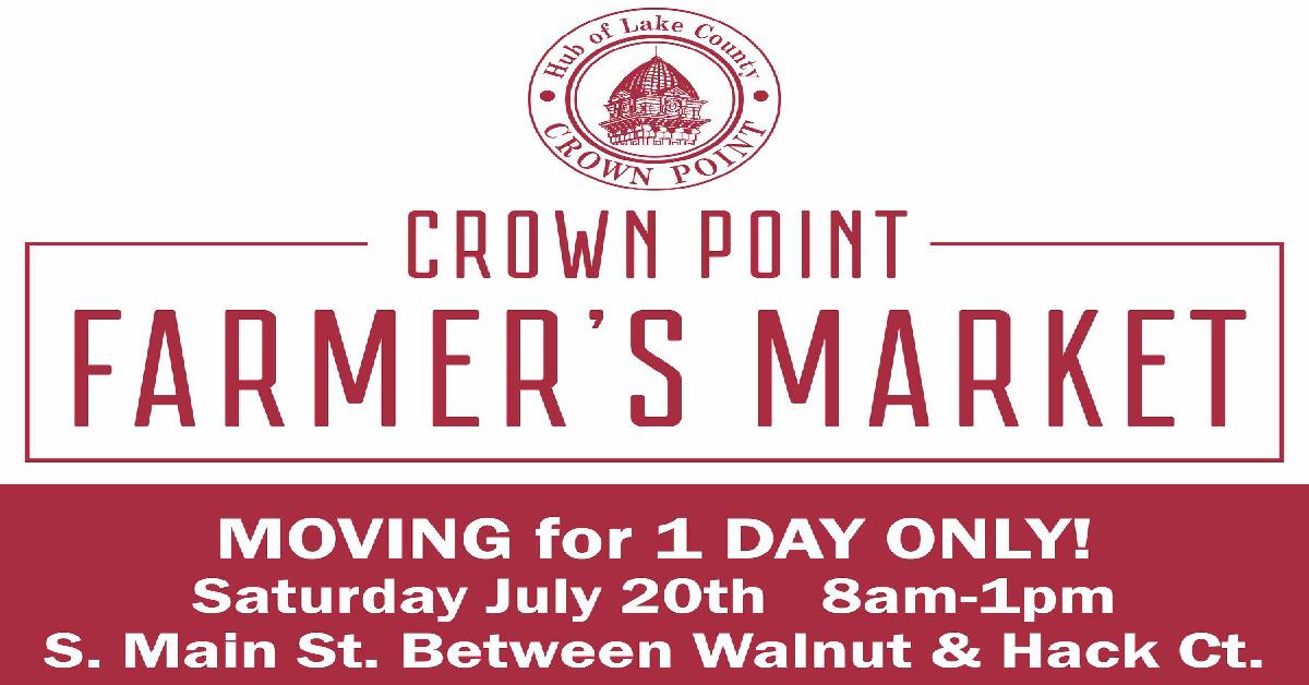Crown Point Farmer's Market