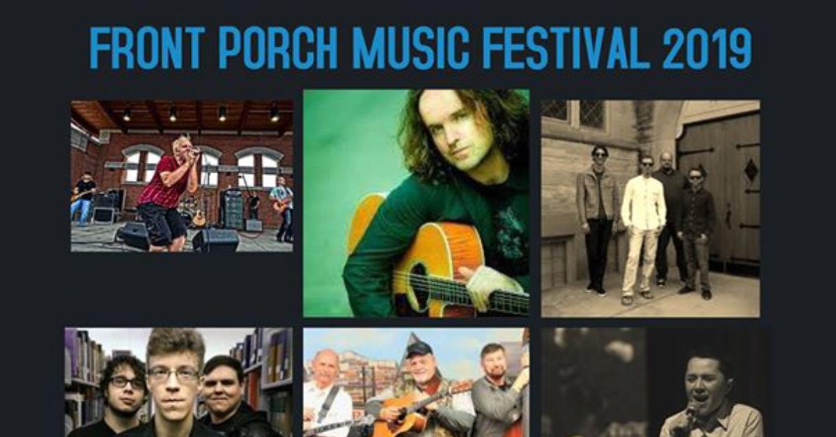 Front Porch Music Festival Vii