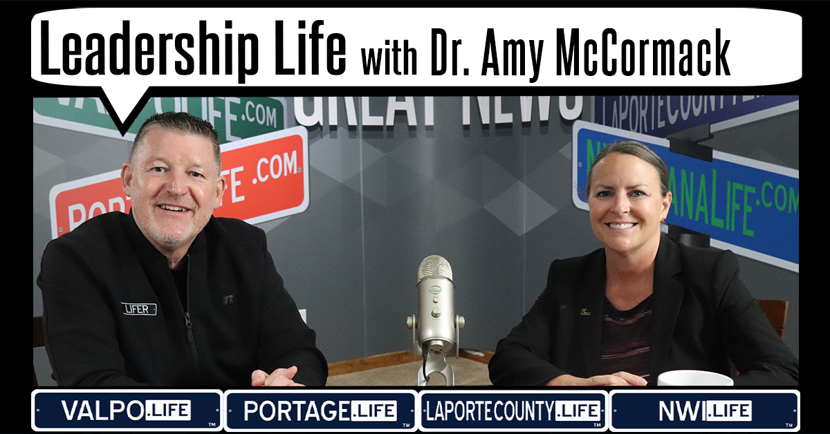 Leadership Life: Dr. Amy McCormack shares insight into educational success at CCSJ