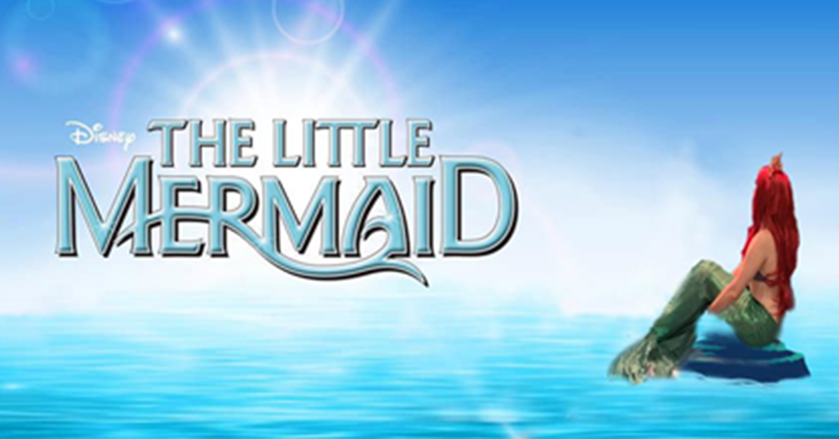 Ross Music Theatre & M&M Productions, presents their 56th summer musical:  Disney's THE LITTLE MERMAID