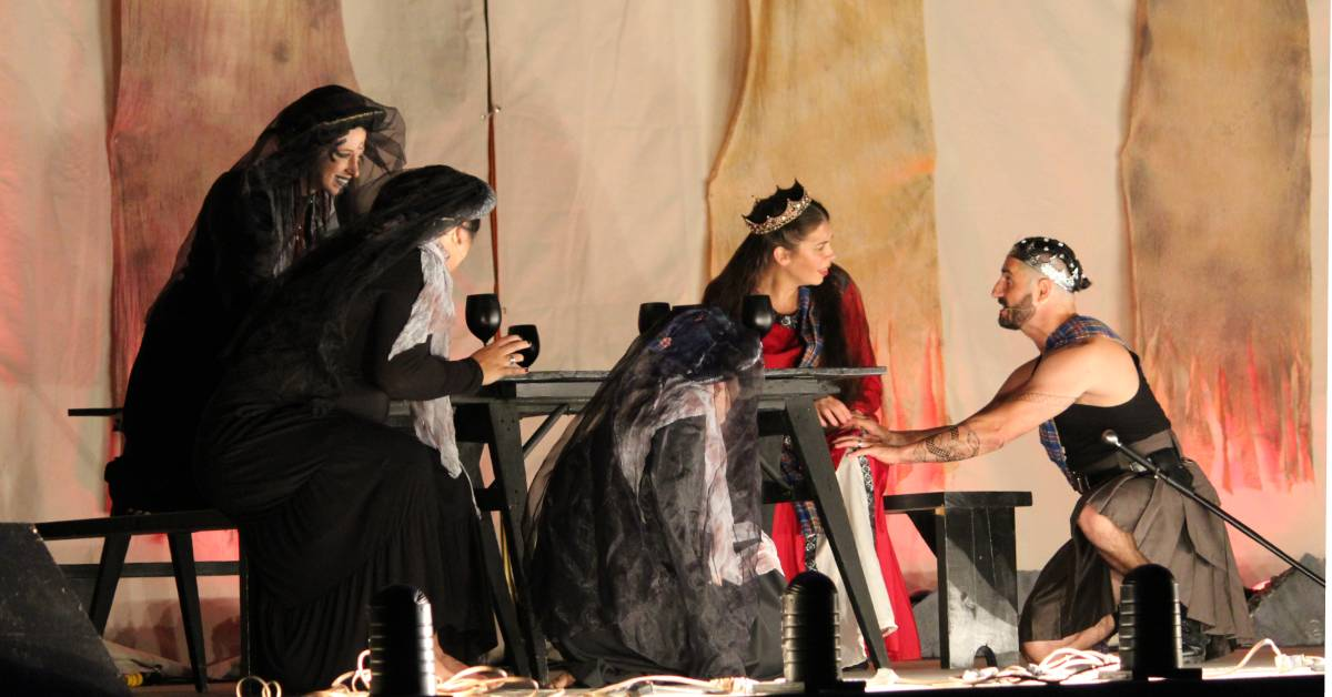 Shakespeare in the Park – Macbeth 2019