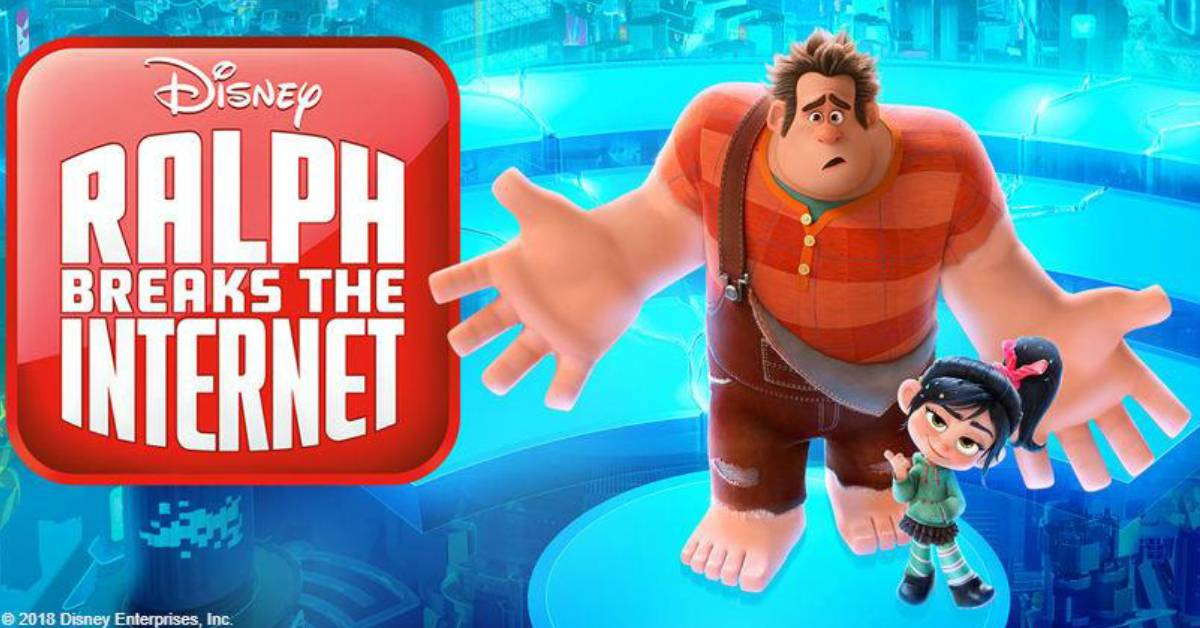 Movie in Washington Park: Ralph Breaks the Internet
