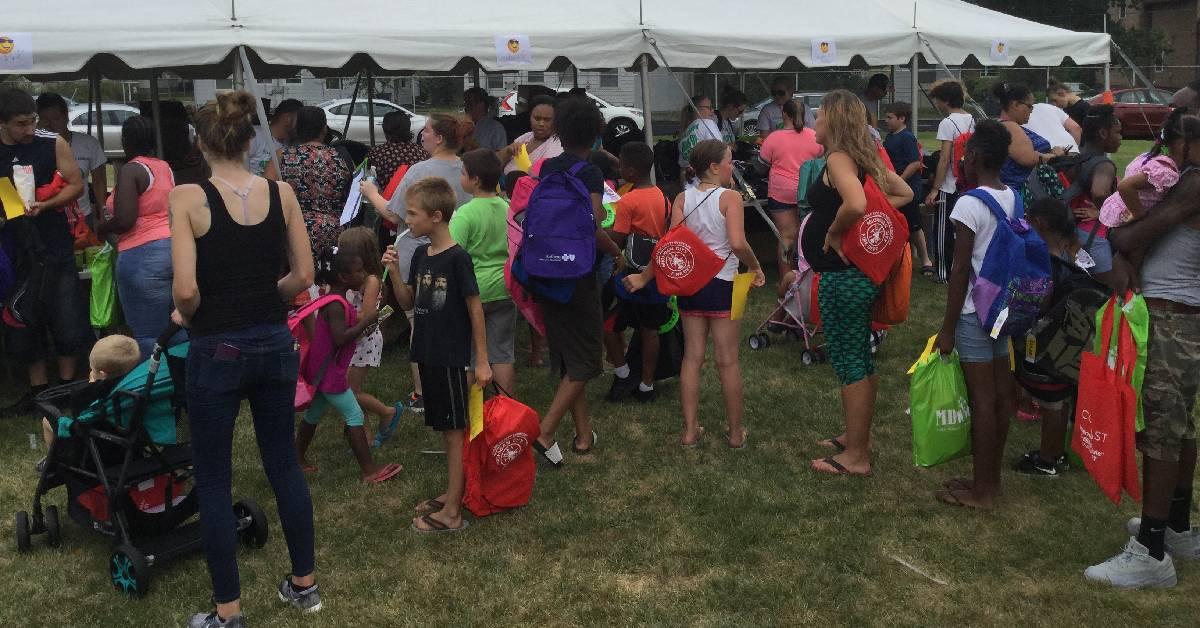 Citywide School Supply Drive Under Way