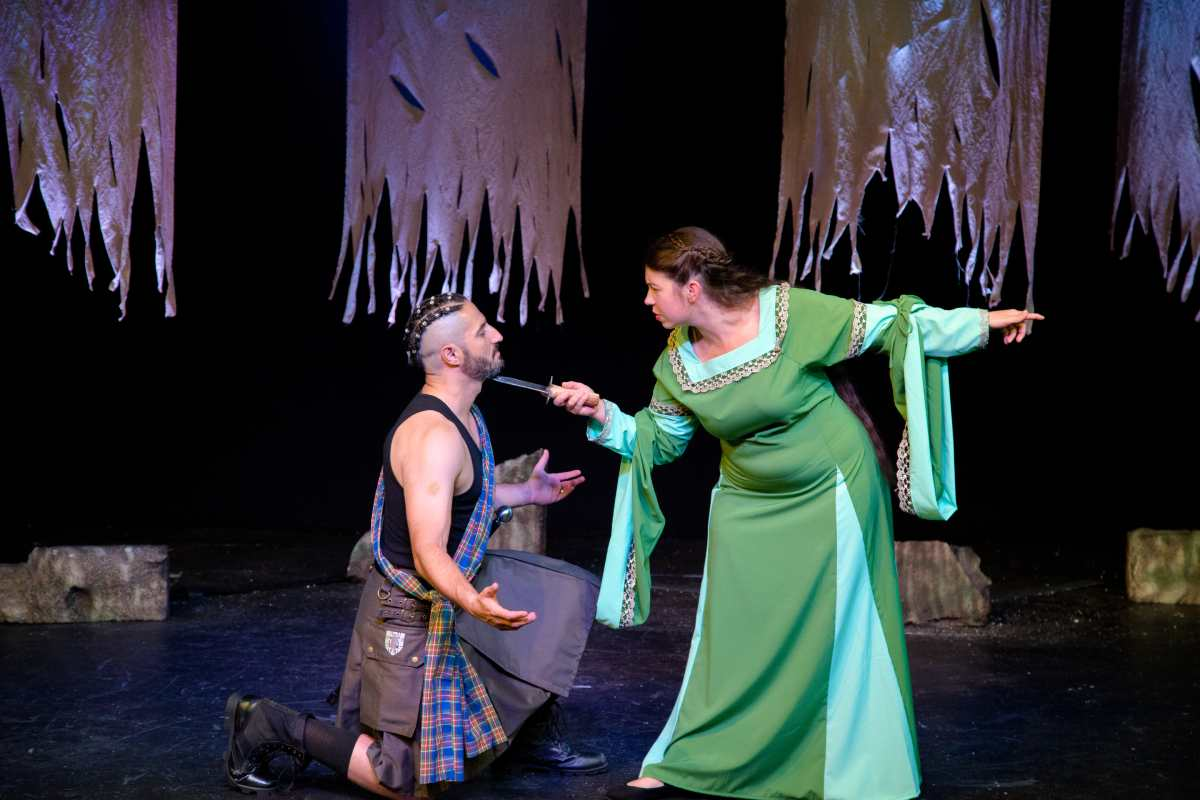 Chicago Street Theatre teases MacBeth in the park