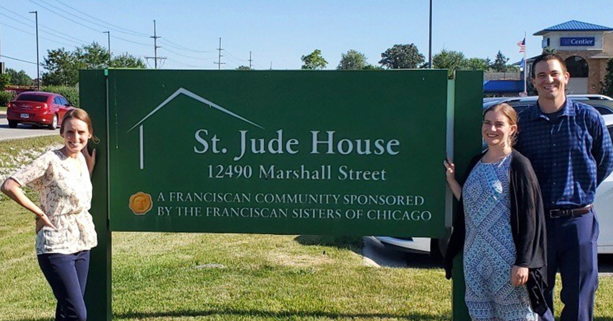 St. Jude House Receives Grant from Legacy Foundation