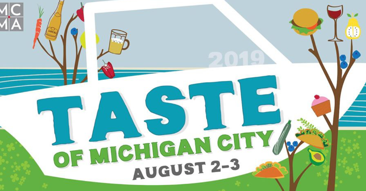 Taste of Michigan City 2019
