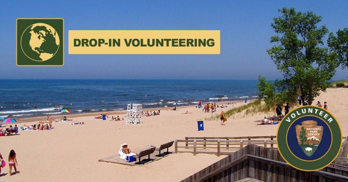 Drop-in Volunteering at West Beach