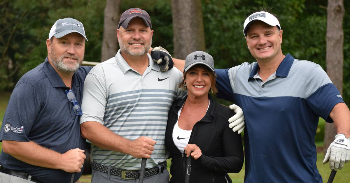 Proceeds from One Amazing Golf Outing support Opportunity Enterprises for 12th consecutive year