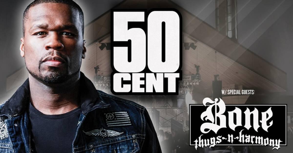 50 Cent and Bone Thugs-N-Harmony