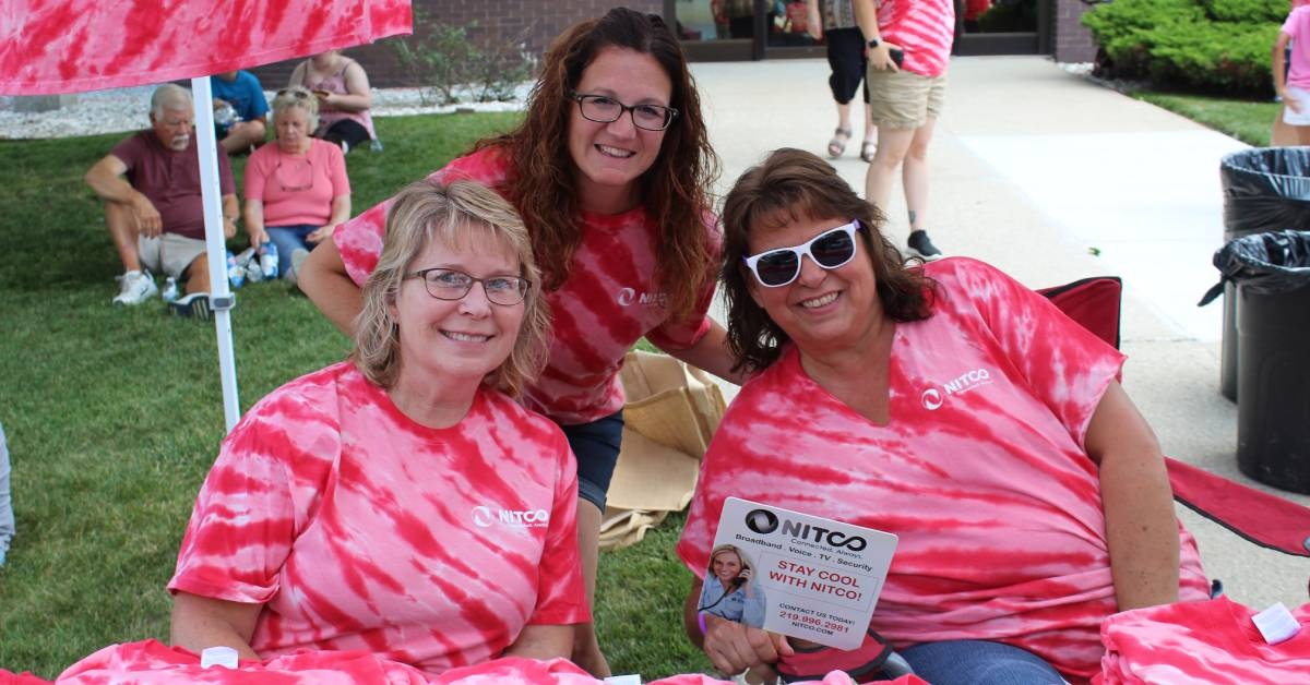 NITCO celebrates 8th Annual Customer Appreciation Day with a classic block party