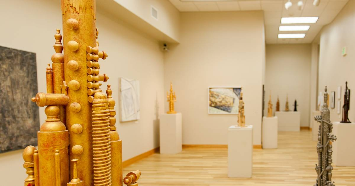 Brauer Museum of Art exhibitions and events