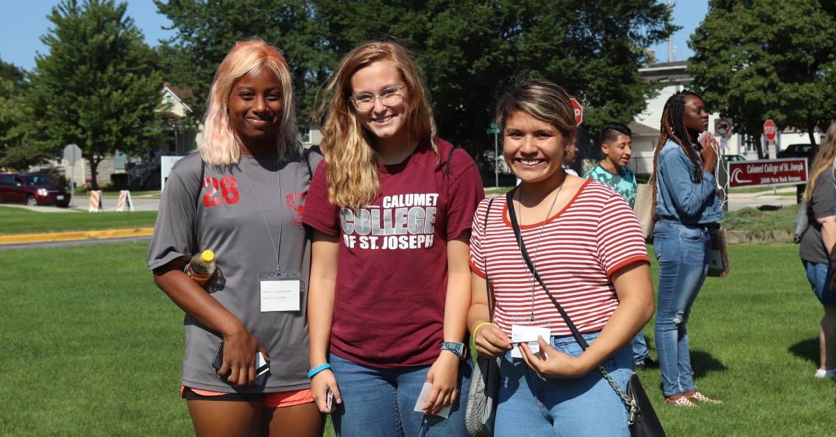 Freshmen embark on college journey at Calumet College of St. Joseph Orientation Day