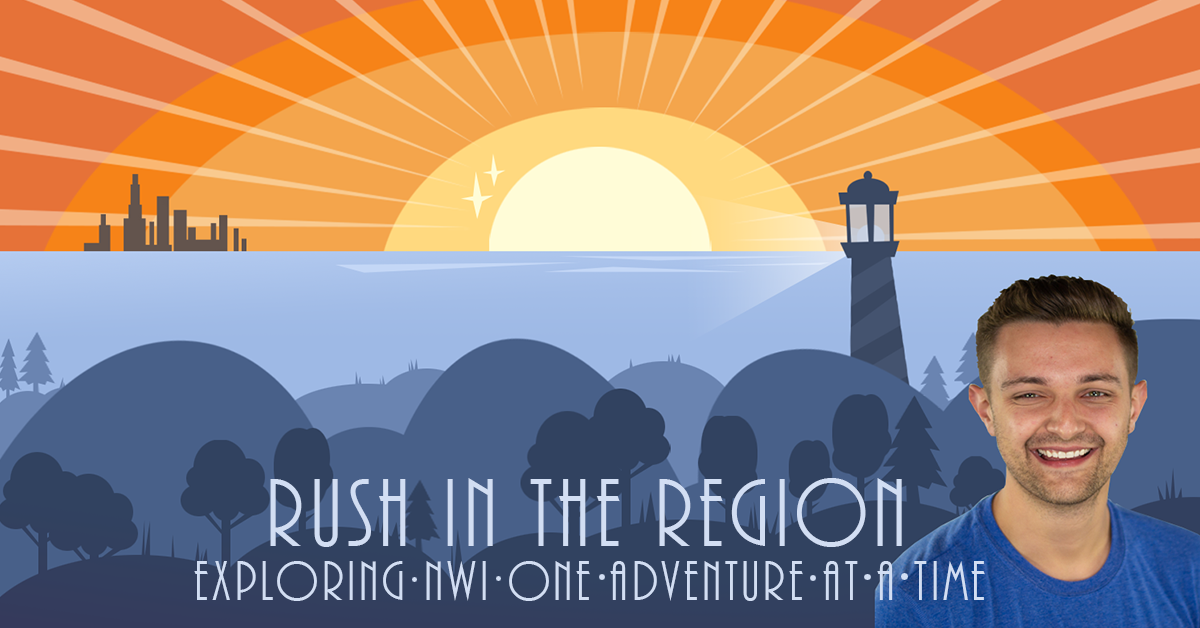 Rush in the Region: Michigan City's Lighthouses