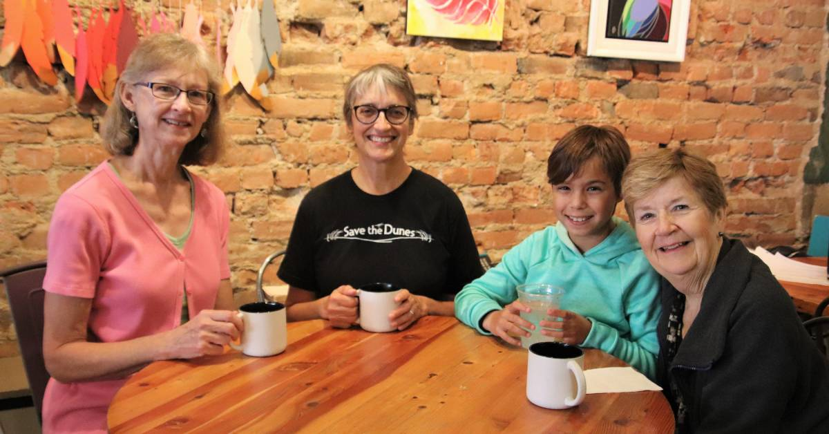 Blackbird Cafe, the Valparaiso community's 'Third Place'