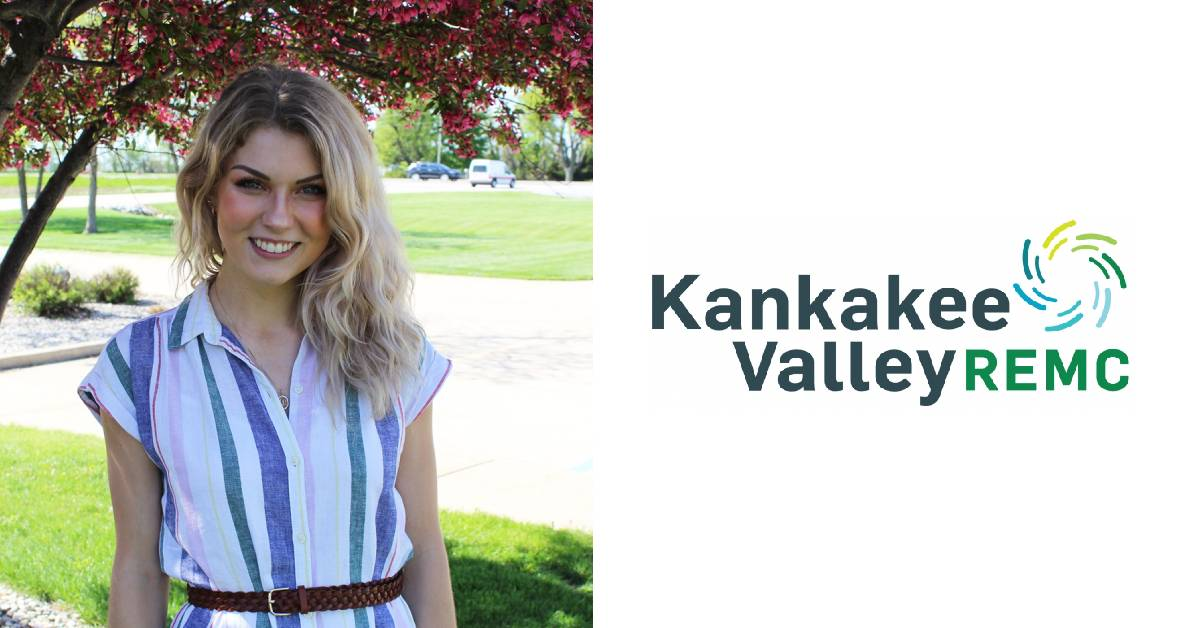 Zoe Yergler details an incredible Kankakee Valley REMC internship