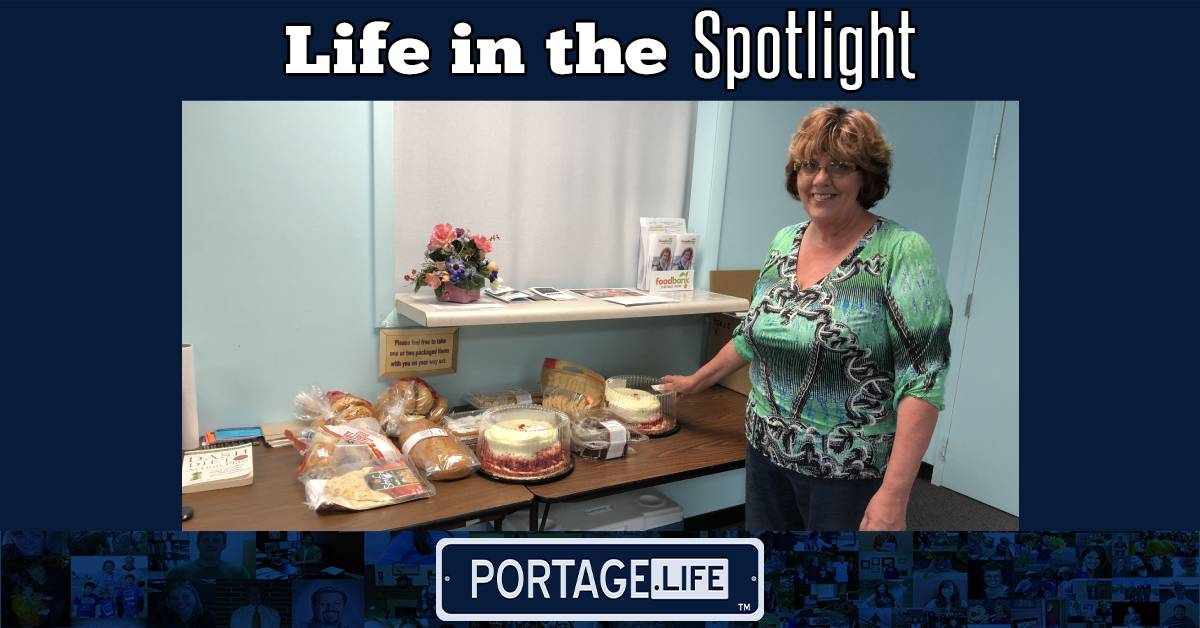 "A Portage Life in the Spotlight: Kathy Conn ""The Goody Lady"""