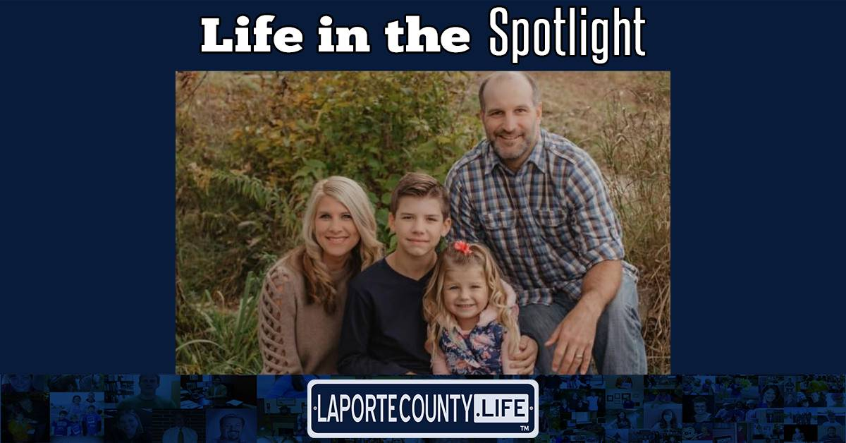 A La Porte County Life in the Spotlight: Lori Baisden