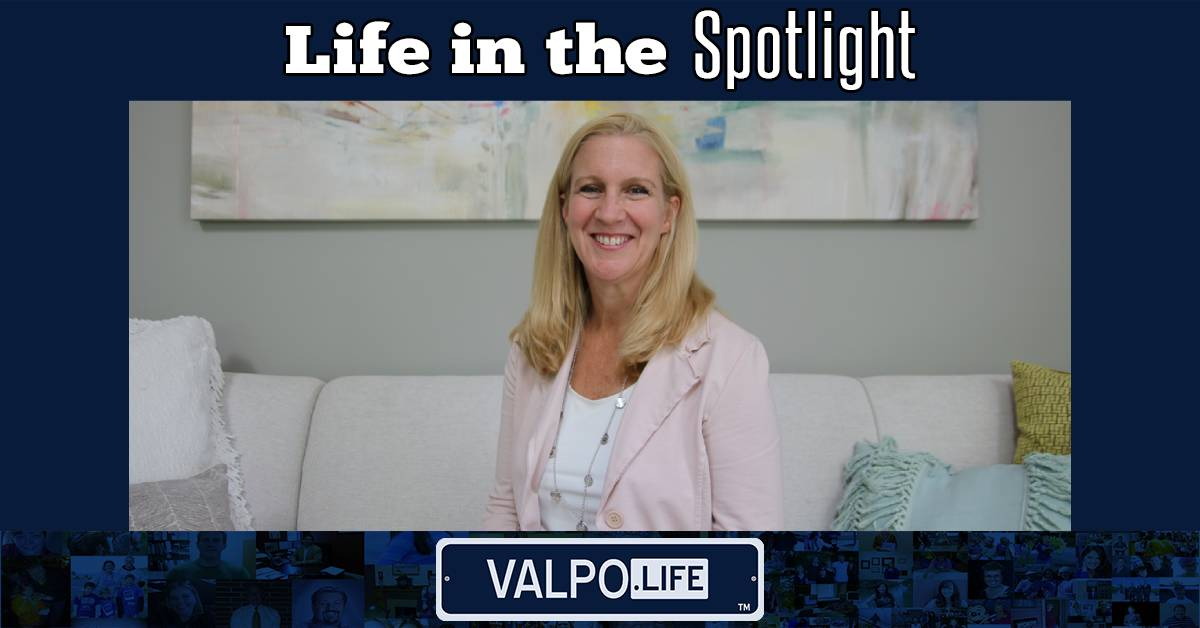 A Valpo Life in the Spotlight: Laura Shurr Blaney