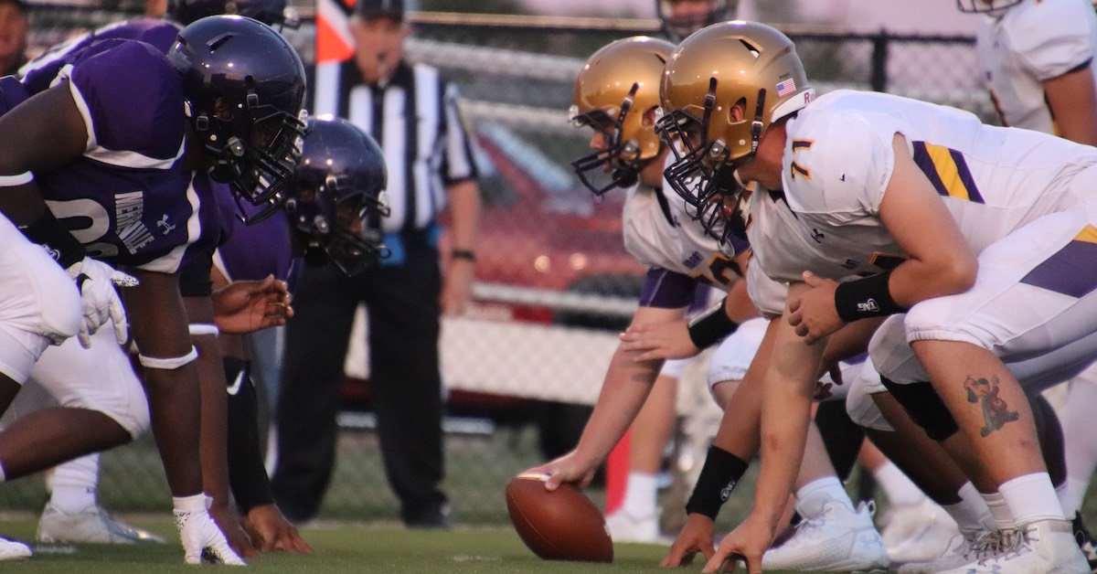 Merrillville football conquers Hobart during second game of the season