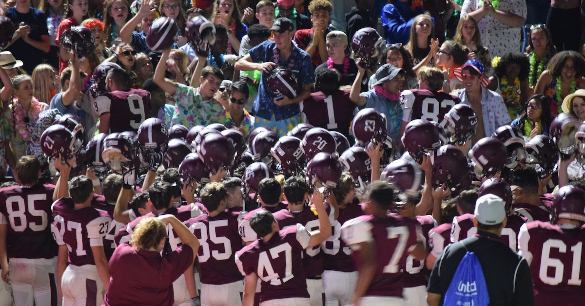 Mishawaka football dominates in season opener against Portage
