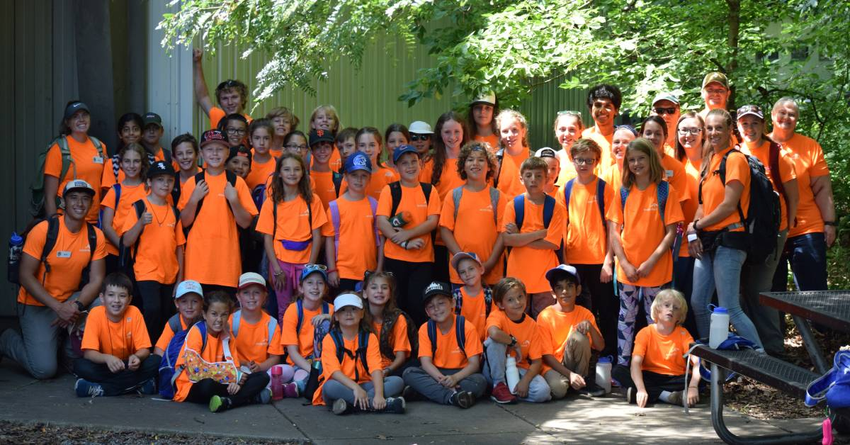 ArcelorMittal Partners with Mighty Acorns Nature Camp to teach kids the importance of nature preservation