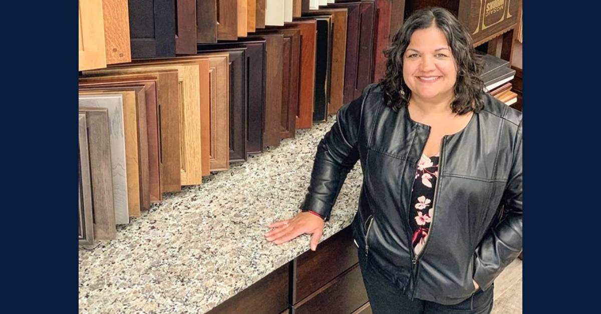 Tudor Floors & More Carpet One Employee Spotlight: Frieda Nelson