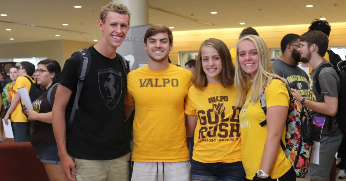 Valparaiso University Opening 2019 Convocation