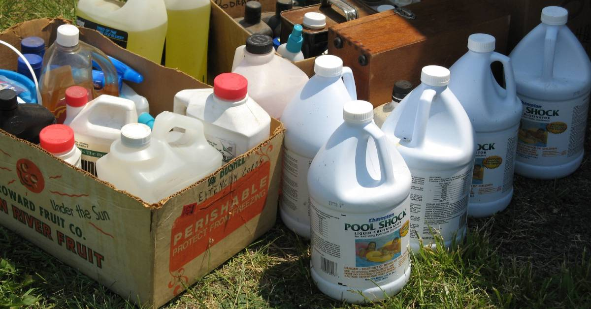 Last 2019 hazardous waste collection set for Oct. 12
