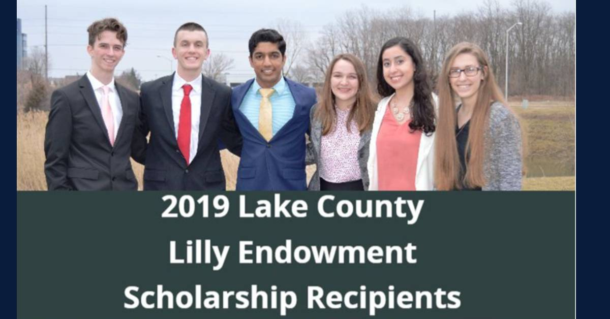 The Application is Open for the 2020 Lilly Endowment Community Scholarship