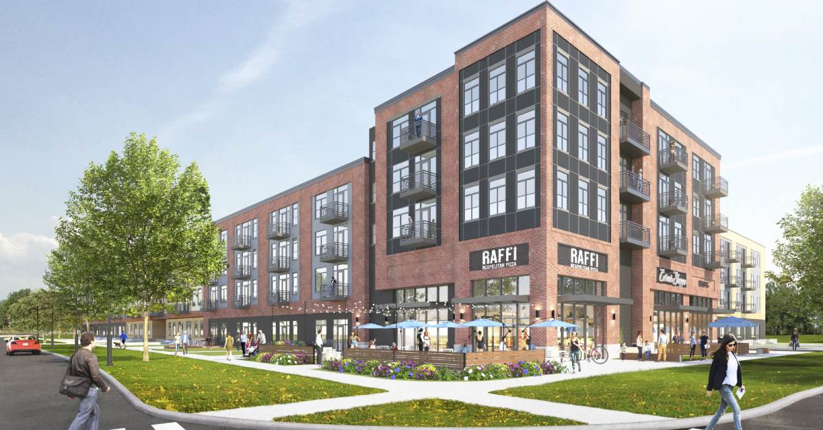 FLAHERTY & COLLINS PROPERTIES ANNOUNCES UPDATED PLANS FOR THE STRAND, A $35M MIXED-USE DEVELOPMENT IN LAPORTE, IN