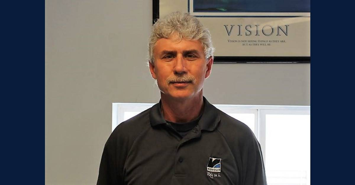 American RENOLIT Employee Spotlight: Brian Lidgard