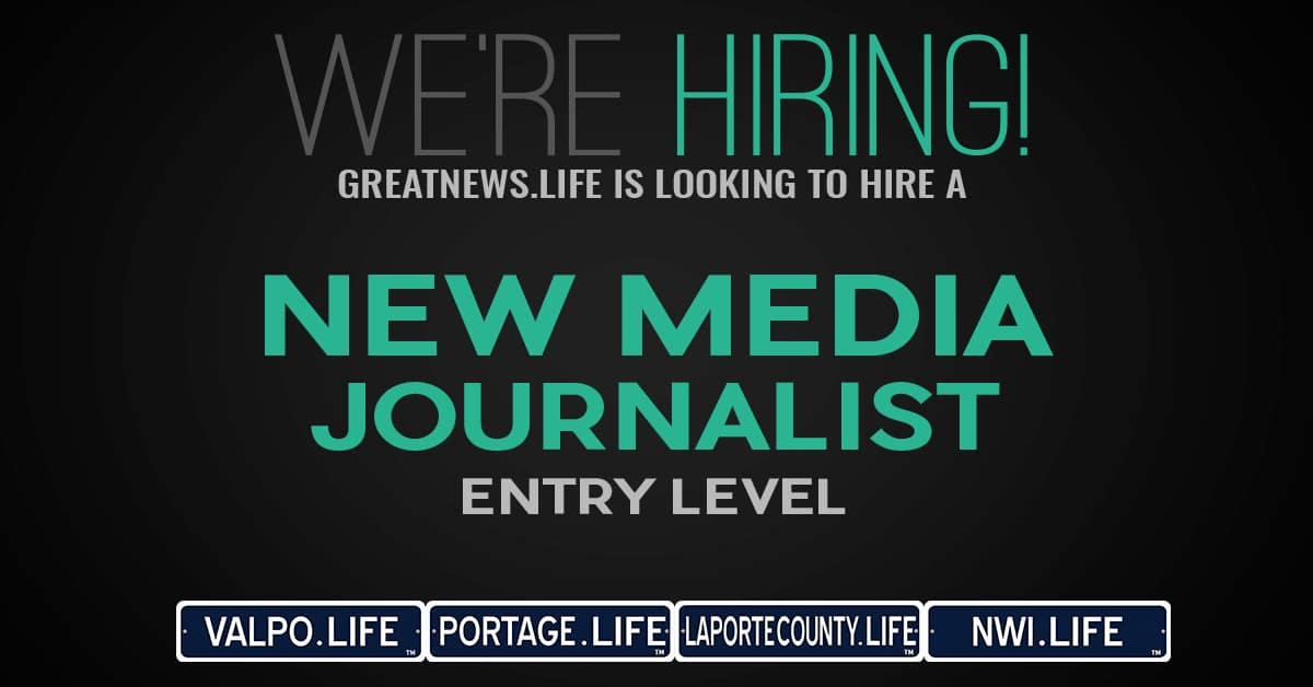 We're Hiring: New Media Journalist