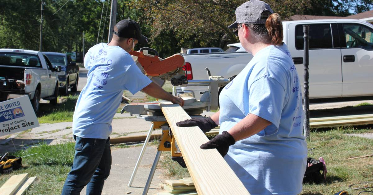 Volunteerism creates solid base for PCACS ramp program