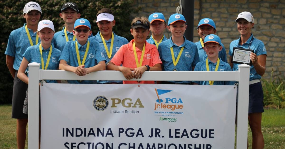 PGA Jr. League offers recreational and competitive aspects of golf
