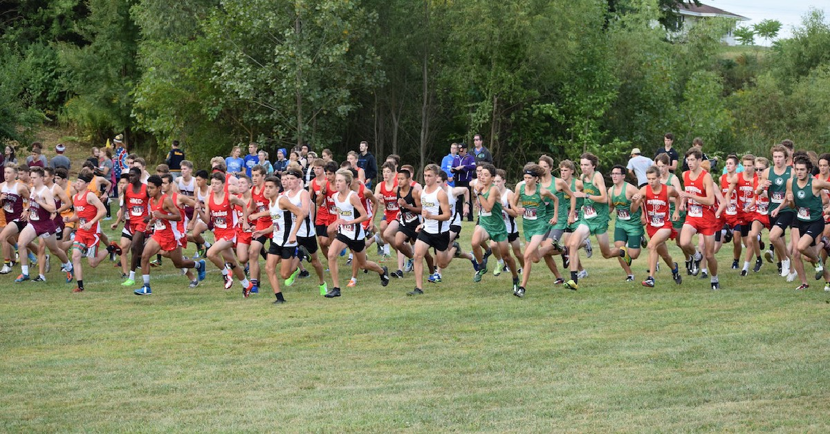 Penn Cross Country Invitational features fifteen Indiana schools in a race to the top